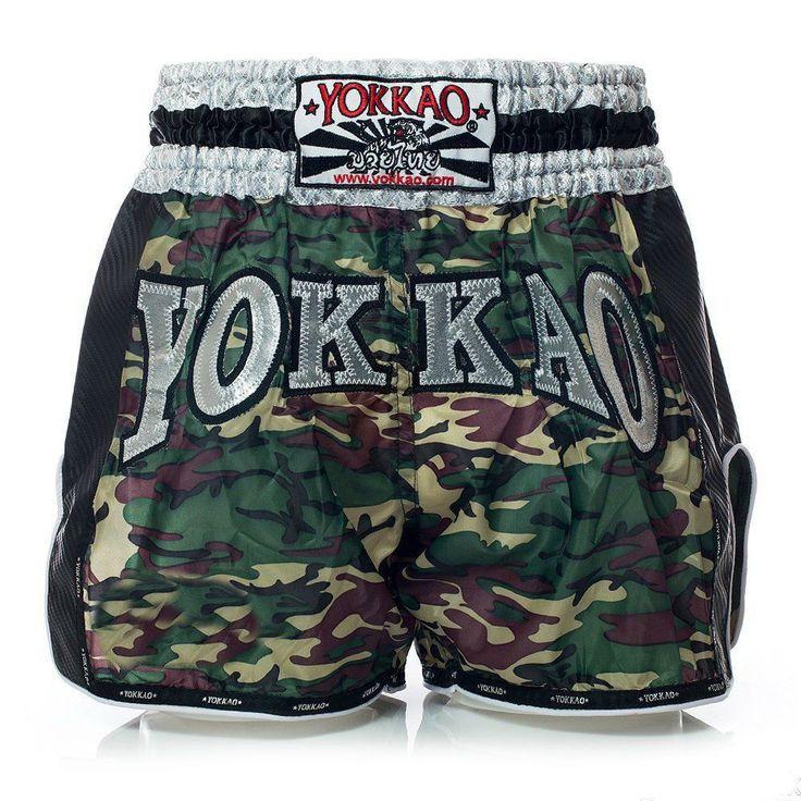 Yokkao Camo Shorts