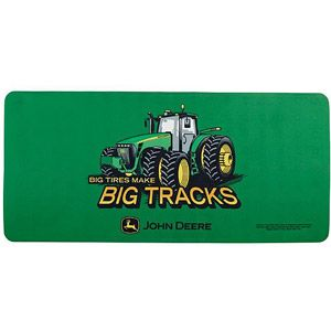 John Deere Bath Mat Bring Your Favorite Tractor Into The Shower With This John  Deere Bath Mat. This Mat Features The Iconic Tractor Motif A Suction Cup ...