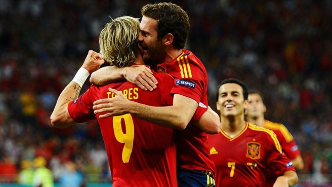 UEFA EURO - Proud of the Chelsea Boys!!! Torres and Mata rock!