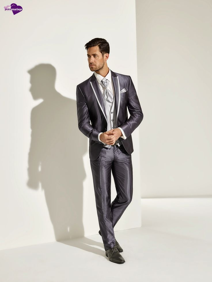 Fabio, collection de costumes de mariage - Point Mariage http://www.pointmariage.com/