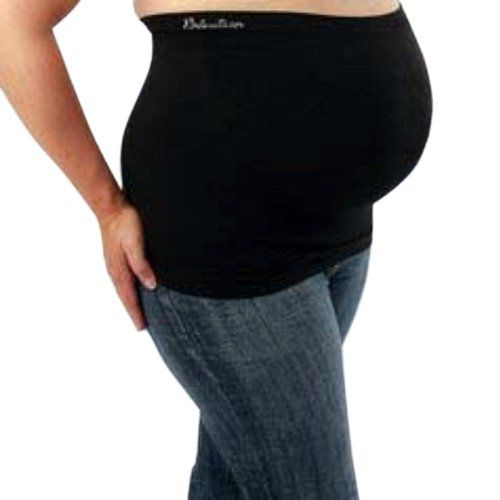 Belevation Womens Maternity Support Belly Band Medium Black Belevation http://www.amazon.com/dp/B007T993US/ref=cm_sw_r_pi_dp_.zwUub0K388GJ