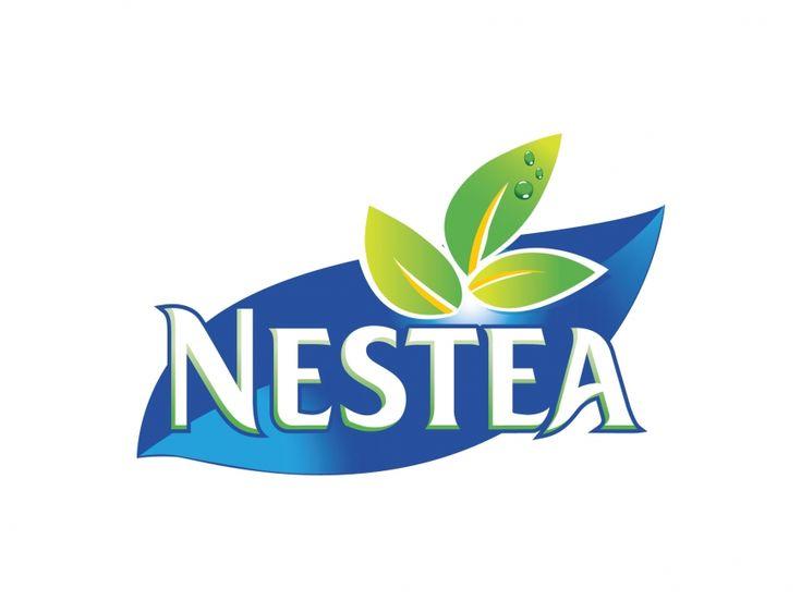 Real Brewed Tea Logo Design
