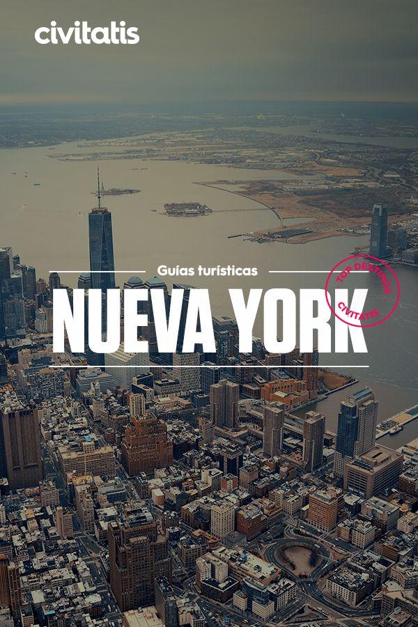 Guía De Nueva York Turistico Guia Turistico Guia De Turismo