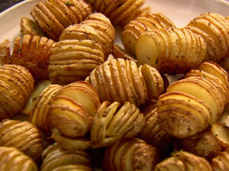 Rosemary Roasted Potatoes from FoodNetwork.com