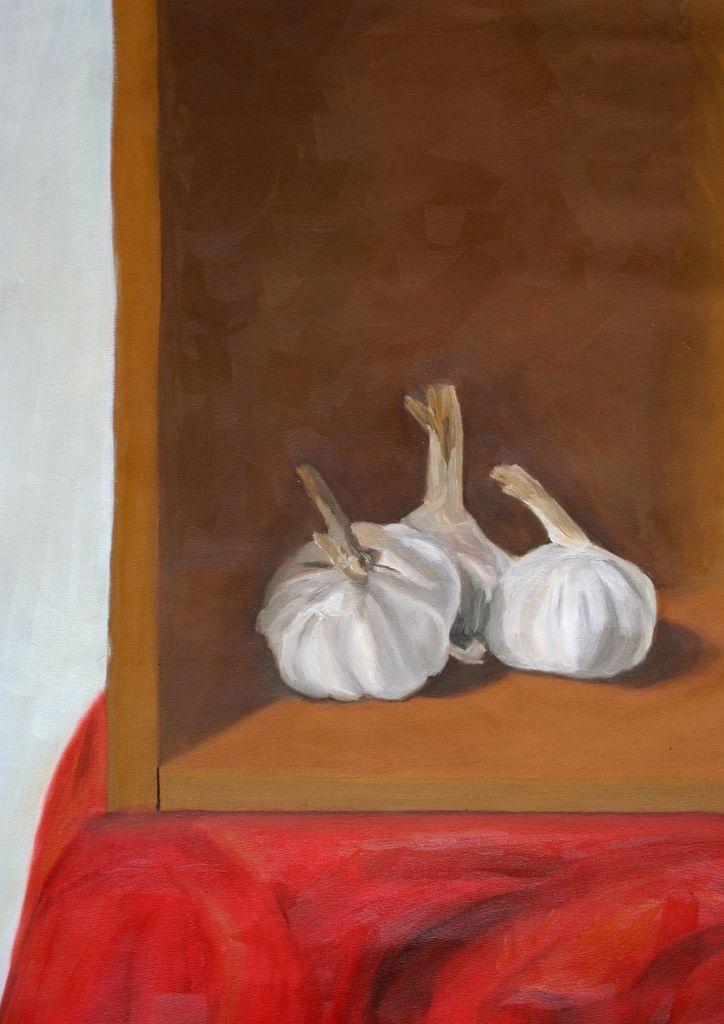 https://flic.kr/p/atDzzm   Garlics   Peter Eurlings open inloop schilderlessen.