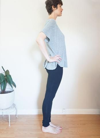 Virginia Leggings Pattern Review SewDIY