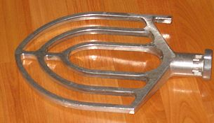Attachments for Hobart Mixers