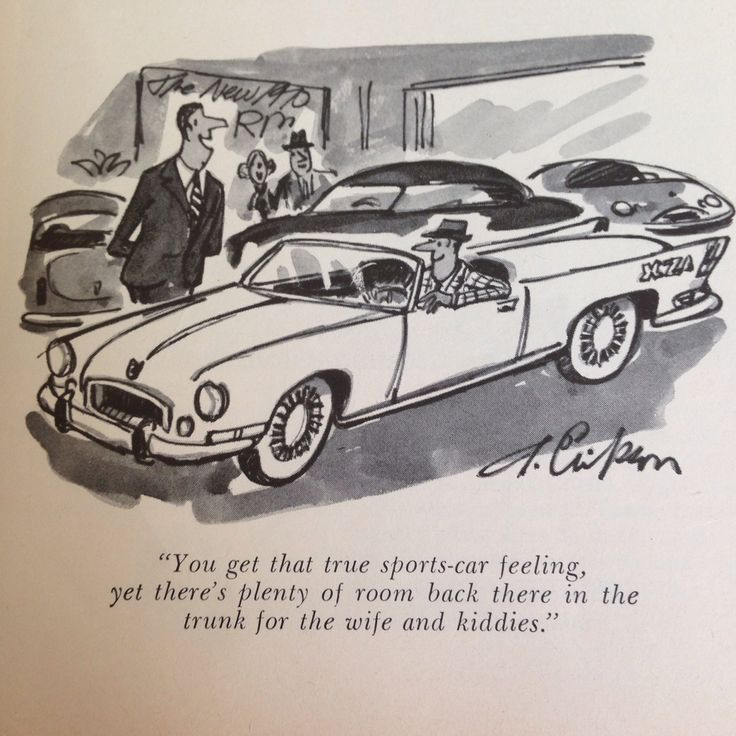 """you get that true sports car feeling..."" playboy magazine october 1969"