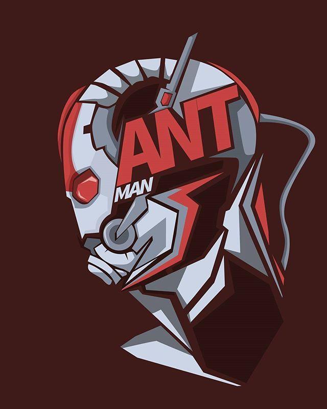 Ant-Man Paul Rudd #CivilWar #antman #popheadshots