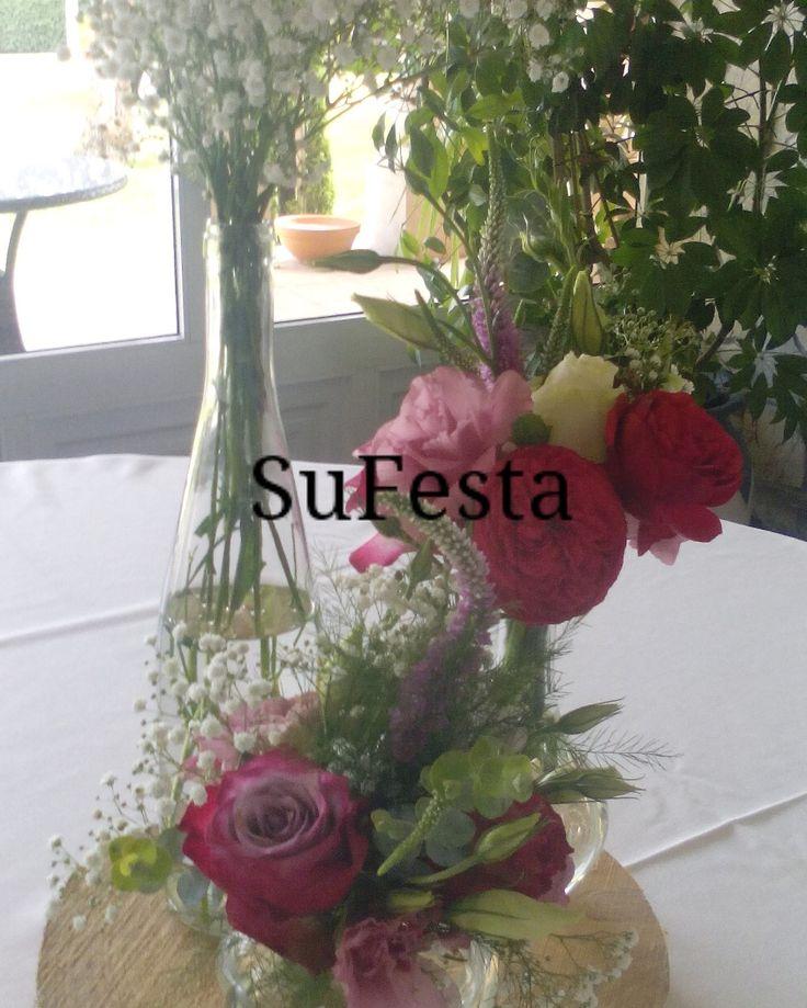 Centro de mesas Casamento