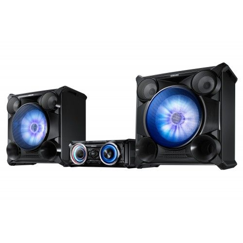 Audio Products : SAMSUNG Mini Audio System with Bluetooth Technology MX-FS8000, now available on http://mustbuy.co.za/electronics/audio-products/SAMSUNG-Mini-Audio-System-with-Bluetooth-Technology-MX-FS8000
