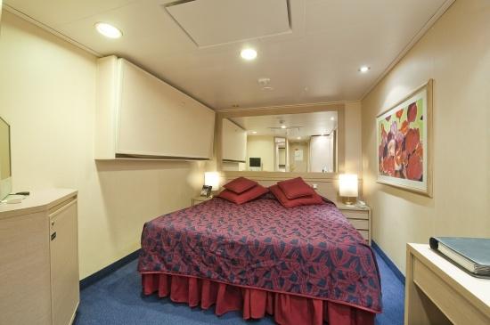 MSC Musica - inside cabin