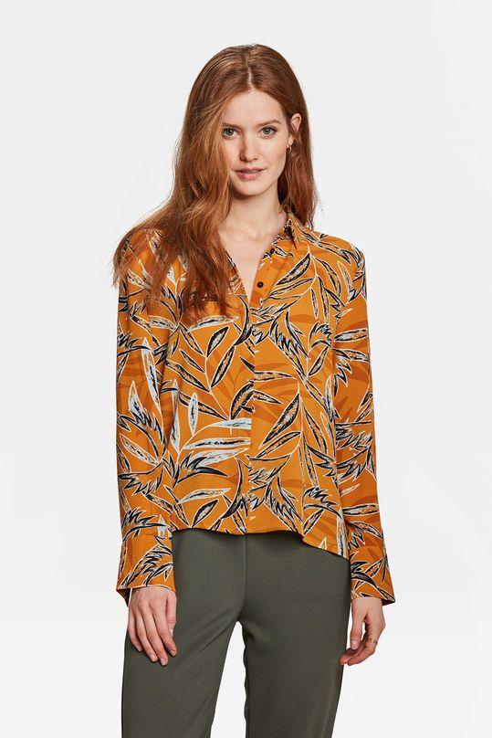 88bd18eafd2 Dames dessin blouse | Print Design for Brands - Blouses, Blouse en ...