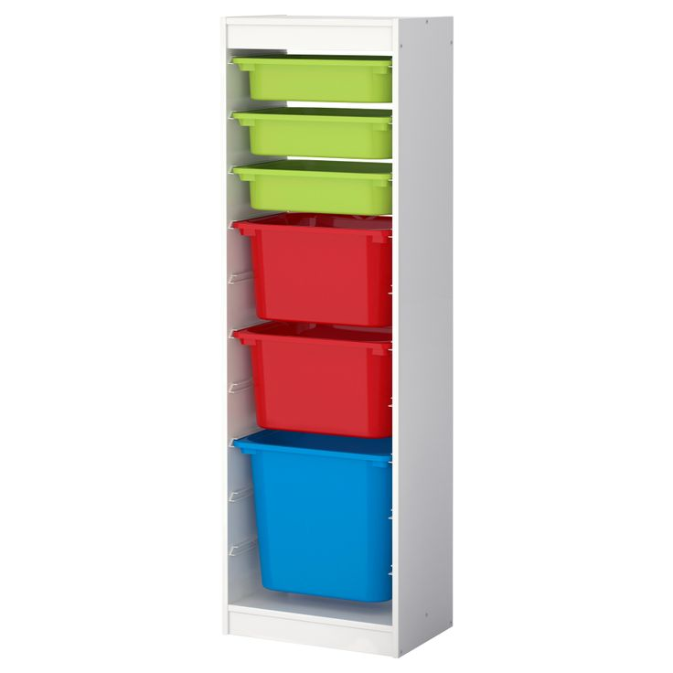 Possible Lego Storage Solution? TROFAST Storage Combination With Boxes IKEA
