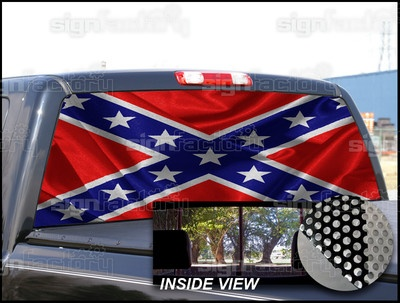 rebel flag for truck
