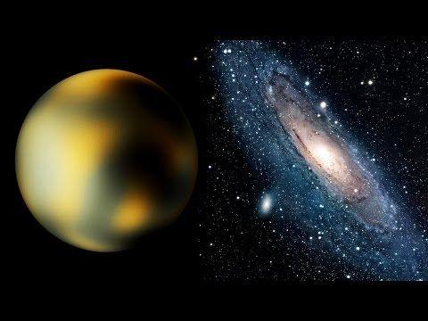 СТРАННОЕ ВИДЕНИЕ ХАББЛА [Почему Хаббл видит Плутон мутным, а галактики нет?] - YouTube
