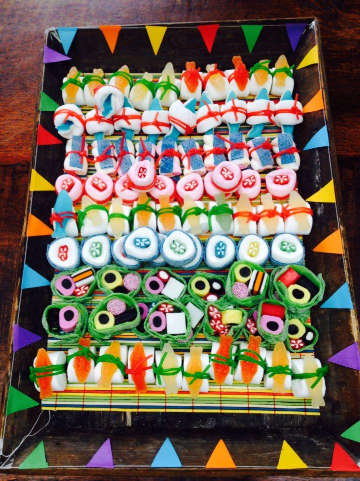 Snoepsushi ! Candy sushi