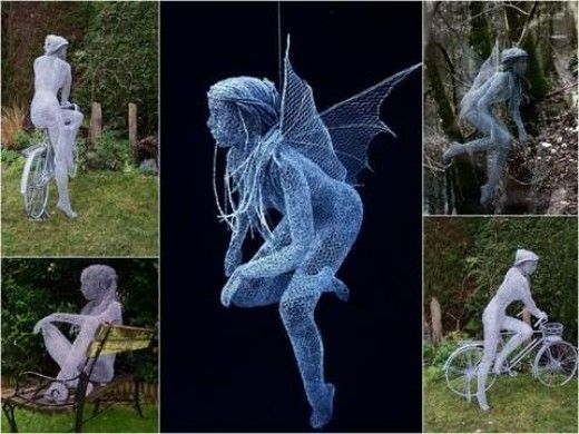 How To Make Wire Sculptures?