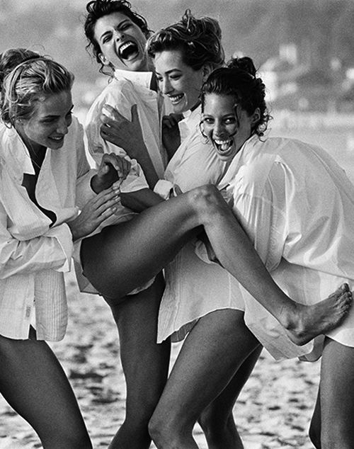 Photo by: Peter Lindbergh