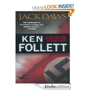 an analysis of jackdaws by ken follet Returning to the wwii setting of the novels that made him famous, eye of the  needle and the key to rebecca, follett .