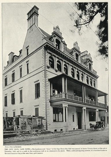 The City Club, Cape Town | South Africa by The National Archives UK