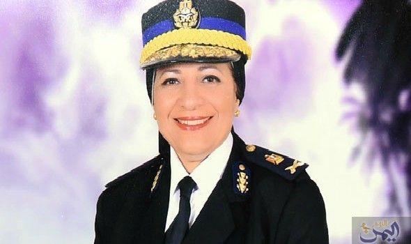 اللواء عزة الجمل أول لواء شرطة Festival Captain Hat Captain Hat Captain