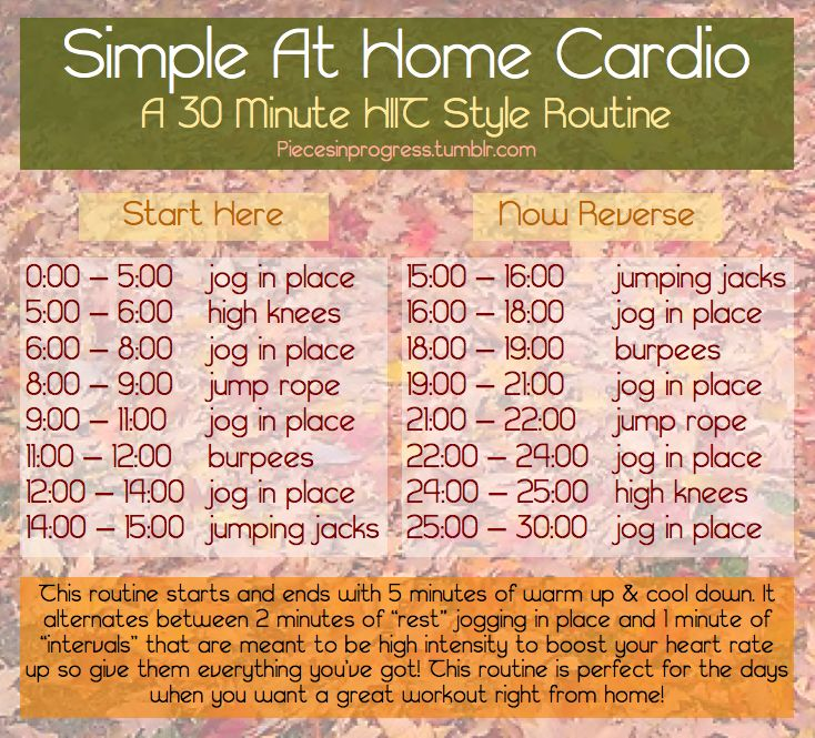 cardio workouts at home simple at home cardio a 30 minute hiit style routine 12210