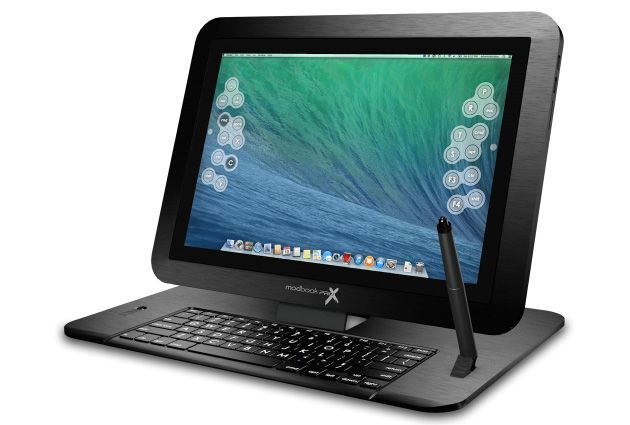 Modbook will let you convert your Retina MacBook Pro to a tablet for $1,999
