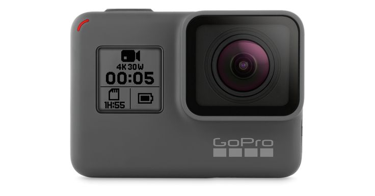 GoPro's HERO5 Black camera captures every moment. Buy online now at apple.com.