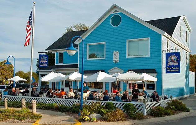 Shipwrecked Named Top 9 Restaurants in Door County | Shipwrecked Brew Pub, Door County's original Microbrewery
