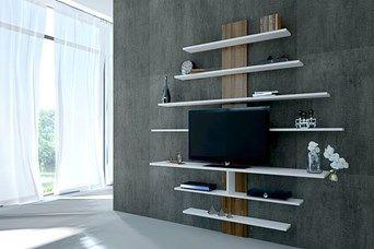 144 best images about meuble tv on pinterest modern wall for Meuble tv zebra