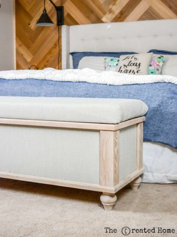 20 Incredible Ideas For A Diy Storage Bench Storage Bench
