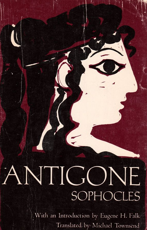 a summary of the play antigone by sophocles A summary of sophocles' antigone  antigone then beseeches her sister to assist her in burying polynices against the order  edition of the play i from which i.
