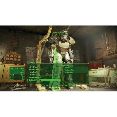 Fallout 4 (Xbox One), Video Games