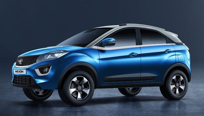Finally Tata Motors launched compact SUB Tata Nexon for Rs 5.85 Lakhs
