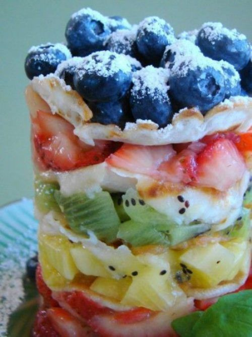 colorful food 0 Whats my favorite color? All of em: Edible edition (35 photos)