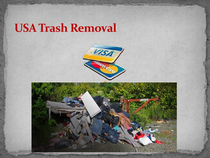 Hiring Junk Removal Services  USA Trash Removal will help you with everything from Demolition to Removal of your junk, trash or rubbish. We will take care of almost anything, so do not hesitate to contact us today, and have that pile gone tomorrow!