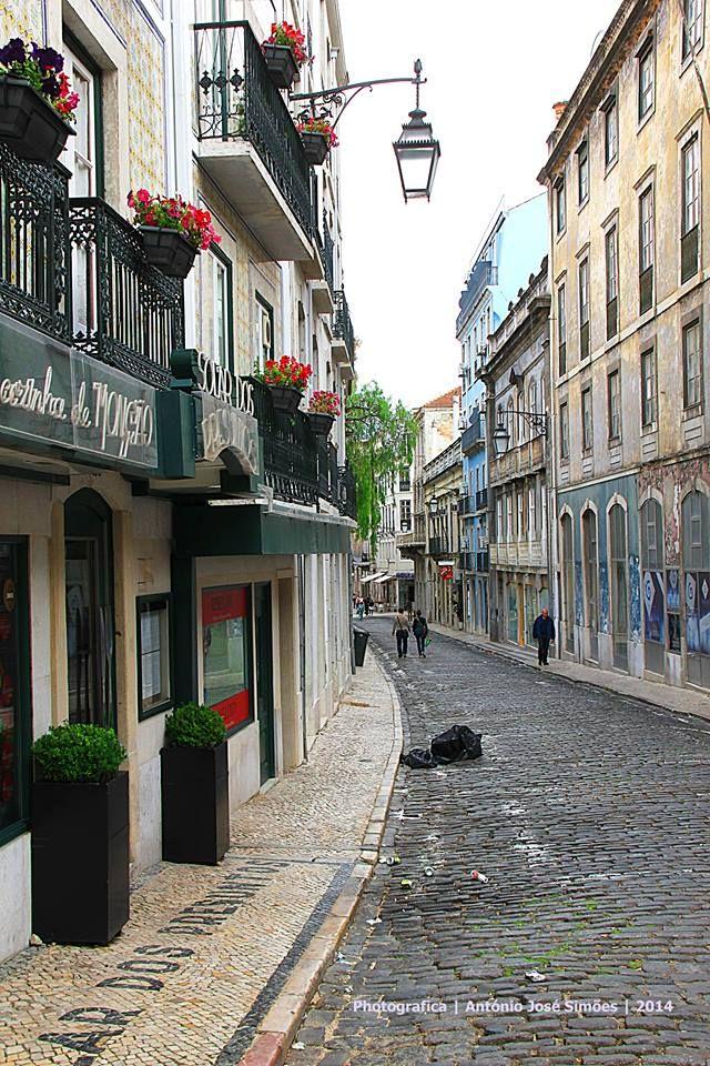 Rua das Portas de Santo Antão,Lisboa,Portugal