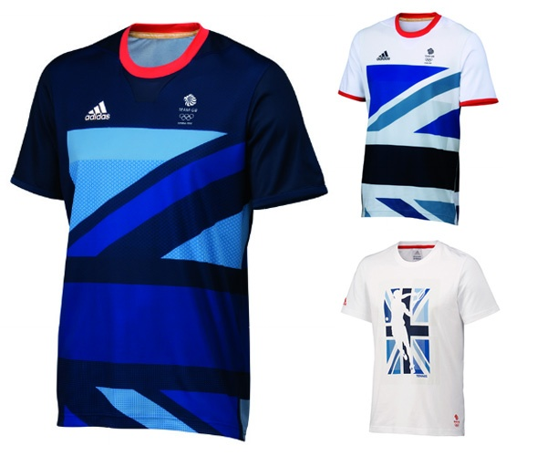 Team GB Offical adidas Tennis Kit