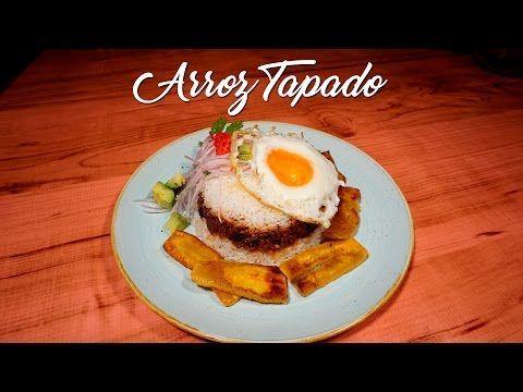 Arroz Tapado - A Comer