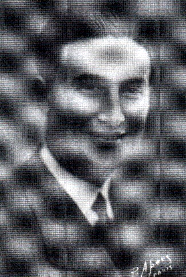 Composer Cesare Andrea Bixio.