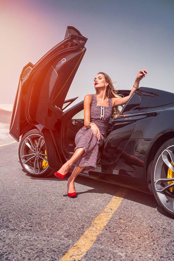 Driving With The Arabian Gazelles Dubai S All Female Supercar Club Super Cars Luxury Lifestyle Women Fancy Cars