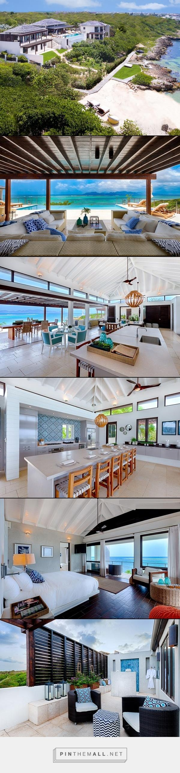 Villa Triton at Kamique- Little Harbour, Anguilla