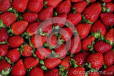 Background ,berries strawberry fresh, Red . close up.