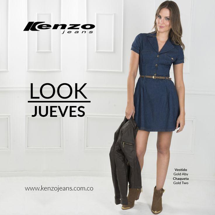 Y tú ¿ya encontraste el #look para esta noche? te dejamos una opción para que uses en nochebuena #KenzoJeans más en www.kenzojeans.com.co