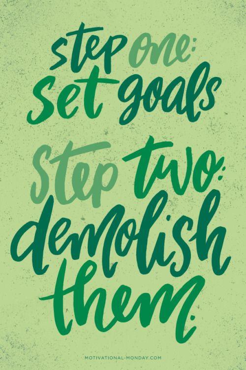 Motivational Monday by Eliza Hack www.Motivational-Monday.com