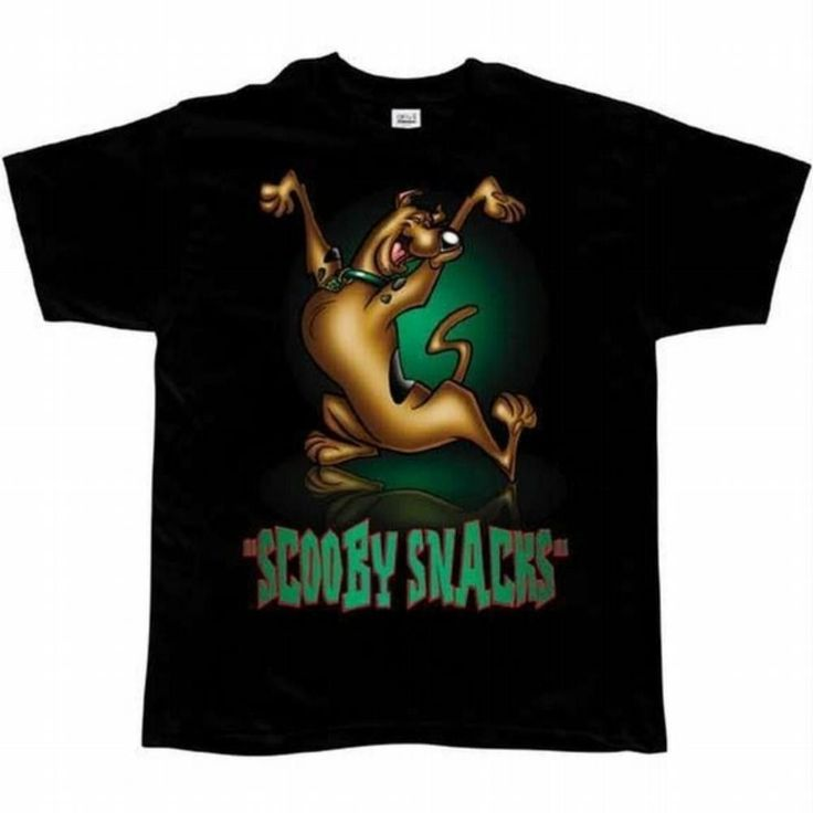 Scooby Doo - Scooby Snacks T-Shirt