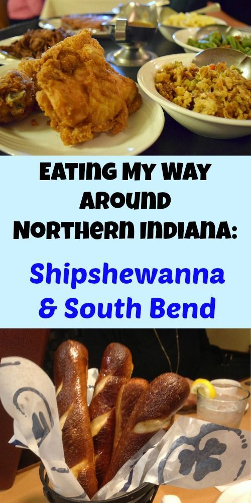 Eating My Way around Northern Indiana with Indiana Foodways Alliance: Shipshewanna & South Bend