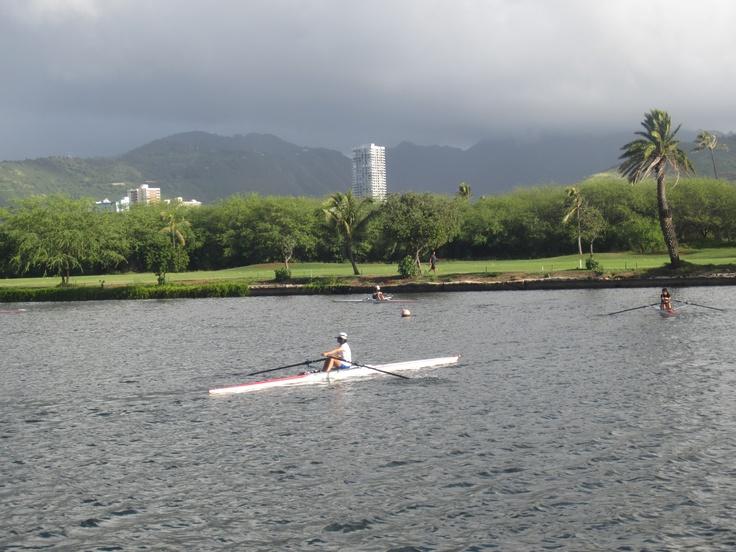 Ala Wai Canal - Honolulu