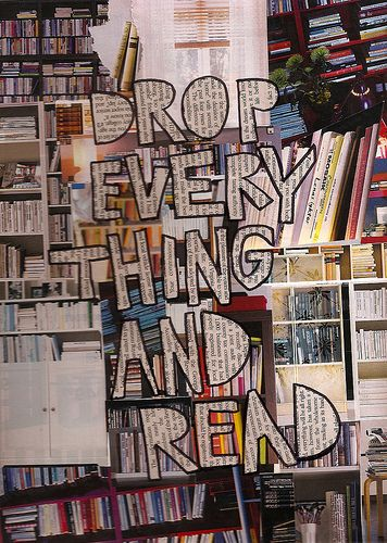 DEAR time! Drop Everything And Read.